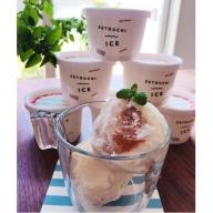 【A−6】(予約受付中)たどついちじく×さっぱりミルクアイス(8個セット)