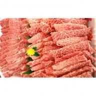香川県産オリーブ牛焼肉セット 1kg