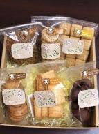【しののめ作業所】クッキー詰め合わせ お取り寄せ ギフト 洋菓子 スイーツ