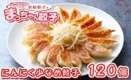 浜松餃子のまっちゃん餃子にんにく少なめ餃子40ヶ入り×3袋 計120ヶセット【配送不可:沖縄県・離島】