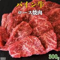 <パイン牛ロース焼肉 300g>