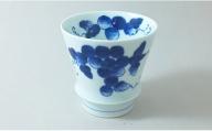 A10-183 有田焼 匠の蔵 ぶどう 至高の焼酎グラス ヤマト陶磁器