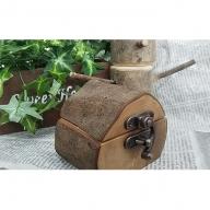 オリーブの木で作ったリングケース【幸せ運ぶ魔法の箱】