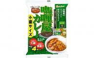 ハウス食品 レトルト カリー屋カレー【中辛】150g×24食(4食×6個)