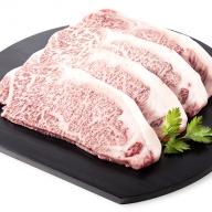 B0-002 鹿児島県産黒毛和牛サーロインステーキ 200g×3枚