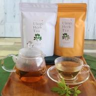 Ukogi Herb Tea 2種セット ハーブティー ノンカフェイン