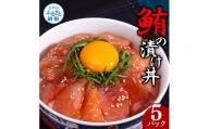 訳あり 海鮮 マグロ ビンチョウ鮪(まぐろ)漬け丼の素80g×5P(順次出荷中)<高知市共通返礼品>