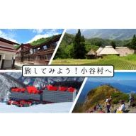 小谷村宿泊補助券55,000円分