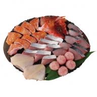 R142 五島列島天然魚おまかせ海鮮鍋セットA