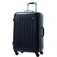 X341 PC7000スーツケース(Mサイズ・スクラッチガンメタ)