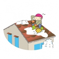 F7701 屋根の雪下ろし代行サービス(作業員3名)