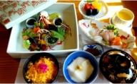 F20-1 【完全予約制】お食事券「日本料理 保名」和懐石ランチセット 2名様分