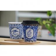 A25-64 限定品! 有田焼coffeeタンブラー ペアセット Café de ARITA