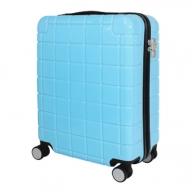 X367  スーツケース機内持ち込みサイズU5000(スカイブルー)