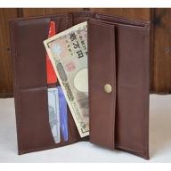 加西市オリジナルロゴ入りオリジナル長財布