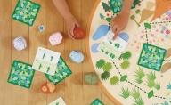 家族みんなで遊べる知育玩具ファミリーおてだまANIMALS