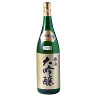 清酒 鶴の池 雄町 純米大吟醸 1.8ℓ