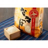 北海道壮瞥産 あのさんちの美味しいお米 ななつぼし 精米5kg×2袋