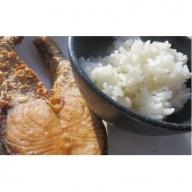 昔ながらのしょっぱ~い塩吹き鮭