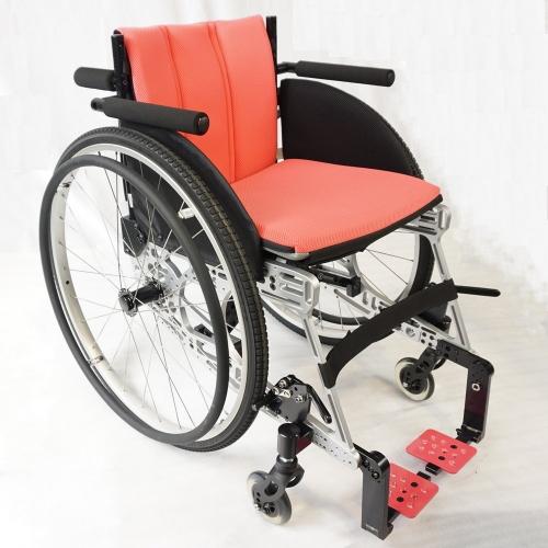 折畳み式アルミニウム合金削り出しフレーム車椅子 FA01