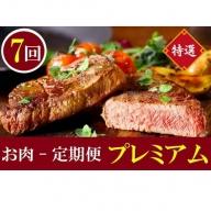 【全7回】しんとみプレミアム肉定期便【E12】