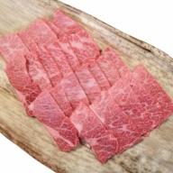 【T-355】大吉商店 近江牛霜降りカルビ焼肉用A
