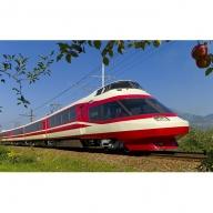 長野電鉄「ゆけむり」「スノーモンキー」貸切列車(長野~小布施)