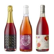 キャンベル スパークリングワイン・はなやぐ・鎧塚 3本セット