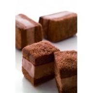 【しっとりふわふわ】アリスのスティックチーズと生チョコサンド  30-0201