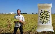 竹米5kg(竹パウダーを使って栽培した米)