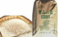 岐阜県産ハツシモ 10kg×3袋