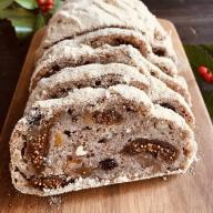 手作り自家製酵母で作ったドライフルーツシュトーレンと全粒粉100%クッキー※2019年11月初旬以降からの発送予定