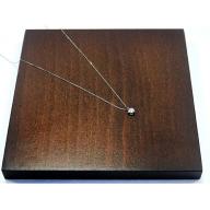 プラチナ950 ダイヤモンドペンダント 0.15ct/45cm(12371100071)