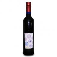 山ぶどう赤ワイン(やや甘口)500ml