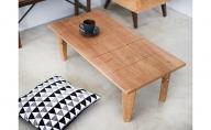 折りたたみテーブル(チェック柄)