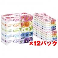 エリエールティシューキュート160組5箱×12パック 計60箱