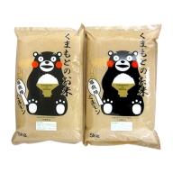 くまモン 塩栽培米 5kg×2