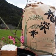 【令和元年新米予約】高原さんのもち米(玄米)10kg※クレジット決済のみ