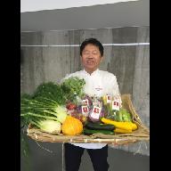 K-009 旬のかほくイタリア野菜料理食事券(奥田政行シェフのお店)