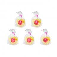 桃シラップ漬け220g×5袋(スタンドタイプ)