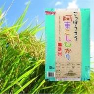 01D-031 阿東こしひかり(無洗米5kg×2)