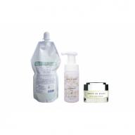 【E8-001】洗顔料フォーム150ml+500ml・スキンケアクリーム