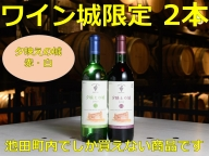 A001-3 「十勝ワイン」池田町内限定2本セット