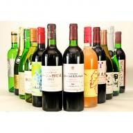 【シニアソムリエセレクト】山梨県産ワイン12本コース