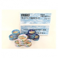 ミヤカン ツナ缶詰 詰合せセット