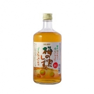 【お中元専用】A5103 湯沢の梅酒「梅の実しずく」