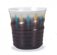030065. 【ワンランク上の晩酌】ロックカップ・釉彩(1028)