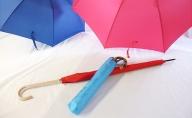 【西川洋傘加工所】 高級婦人長傘・折傘セット(共袋付)