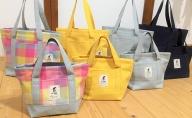 遠州浜松産 老舗織り屋のトートバッグ(小)4色展開