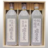 飛良泉 酒のいづみセット SI-3